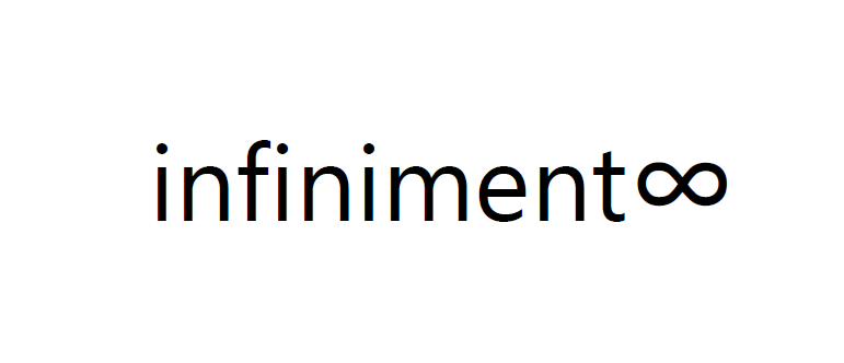 Infiniment∞ LOGO