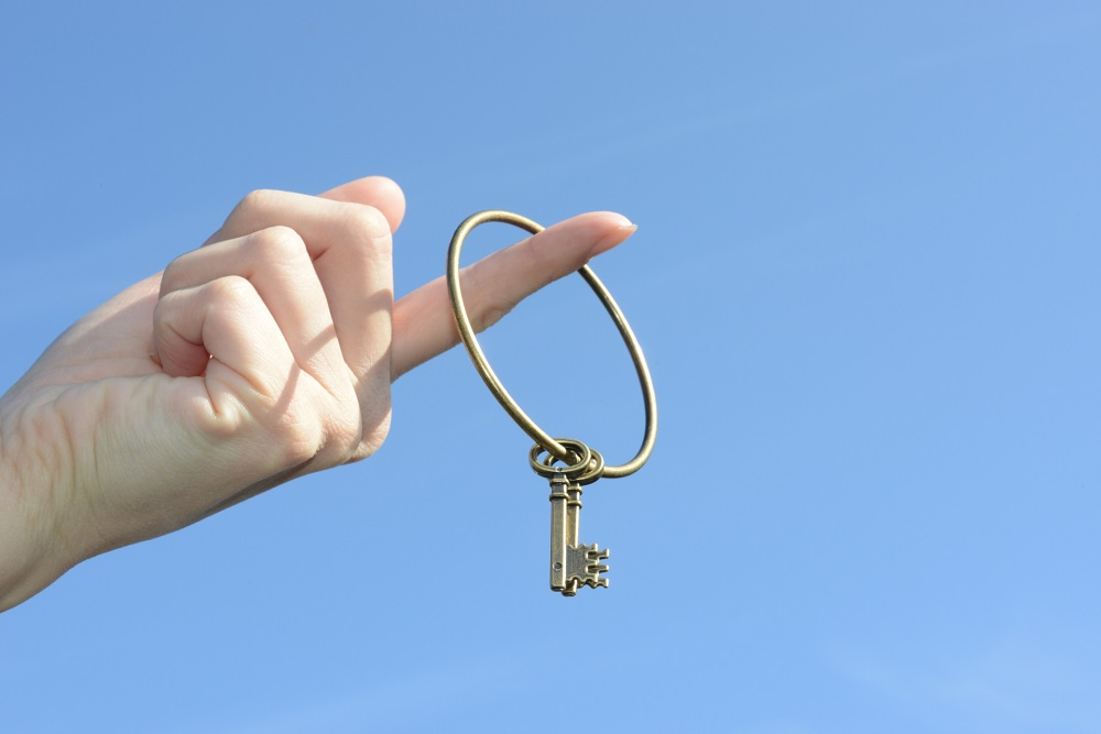 紀元前4000年から『鍵』は使われていた!?