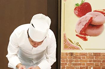 東京百年物語 明治屋ジャムクッキー いちご