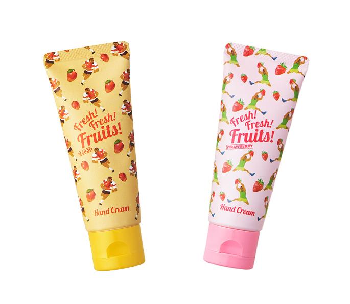 フレフレハンドクリーム商品画像