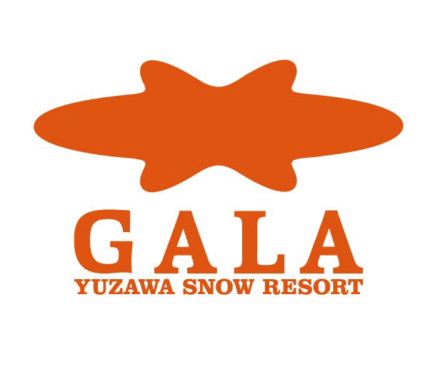 GALA湯沢スキー場ロゴ