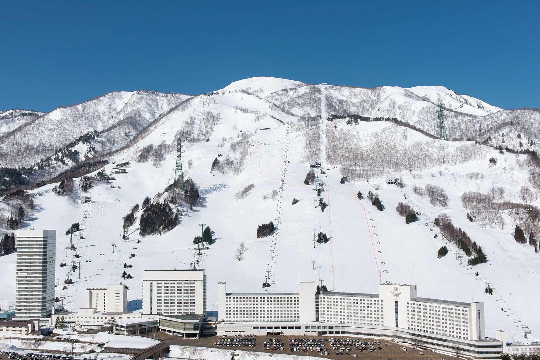 苗場スキー場2