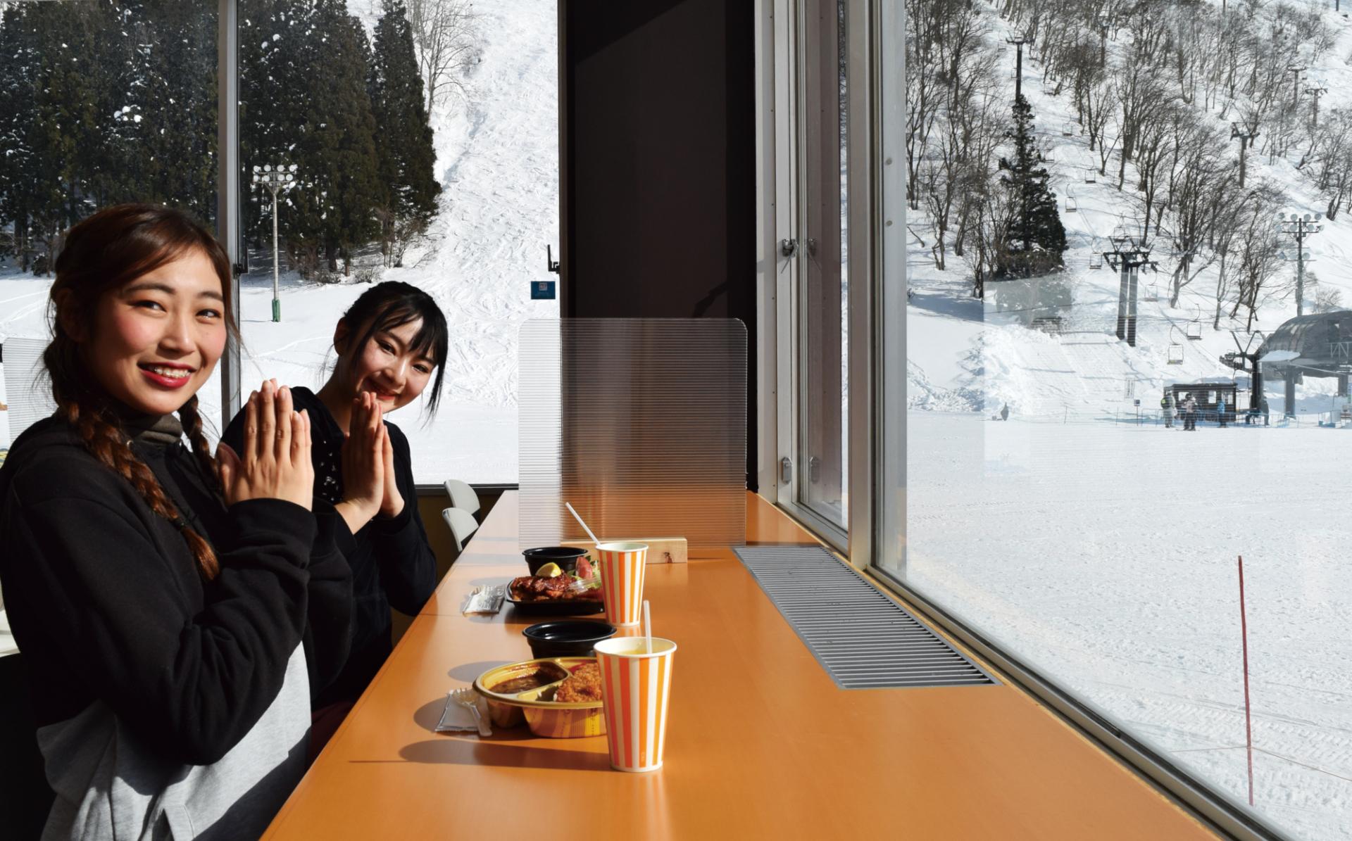湯沢中里スノーリゾート_レストラン